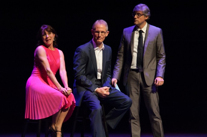 Segerstrom Center - Into the Woods Reunion - Kim Crosby, Robert Westenberg, Mo Rocca -by Doug GIfford (4)