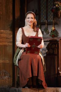 Kaitlyn Davidson from the Rodgers Hammersteins CINDERELLA tour photo by Carol Rosegg